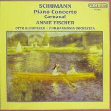 Schumann(CD Album)Piano Concerto-Priceless-US-New