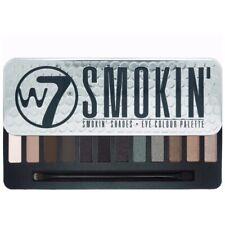 W7 Make up - 12 Occhio Ombra Tavolozza Tin - Smokin Per Smokey Eyes