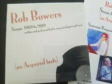 ROB BOWERS SONGS: 1969-2019 WRITTEN & PERFORMED BY HIS VERY OWN FINGERS & VOICE