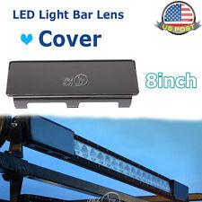 "8Inch LED Light Bar Lens Cover 9""16""20""24""32""40""48""52""50"" Curved Straight Ligth"