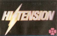 Hi-Tension .. Hi-Tension..Import Cassette Tape