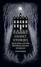 Classic Ghost Stories: Spooky Tales to Read at Christmas by Various (Hardback, 2017)