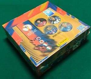2002 Panini FIFA World Cup Opening Series Sealed Unopen BOX <Very Rare HOT>