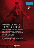 De Falla:La Vida Breve [DVD]
