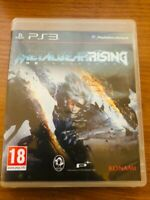 jeu Metal Gear rising - PS3 playstation 3 en bon etat fr