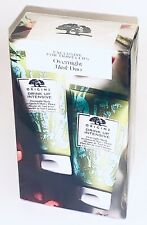 Origins Drink Up Intensive Overnight Mask Duo•Set of 2•3.4oz x 2•NORMAL/DRY•NEW!