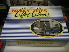 DINKY TOYS ATLAS COFFRET L'INDISPENSABLE CITROEN H 25C / 561 CIBIE ETAT NEUF