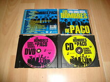 LOS HOMBRES DE PACO MUSIC CD BANDA SONORA ORIGINAL SOUNDTRACK SERIE DE TV 2 D.