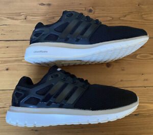 adidas Energy Cloud V Black Running Trainers - Size UK 6