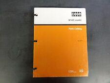Case W14C Loader Parts Catalog 8-6170