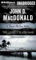 The Lonely Silver Rain by John D MacDonald: New Audiobook