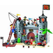Magic cabine 4 minifigures bateau arbre fée/friends castle disney elfes #1309 nb