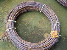 100ft Western Electric 22g cloth,silk,ENAMEL