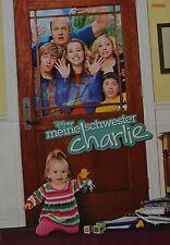 MEINE SCHWESTER CHARLIE - A3 Poster (42 x 28 cm) - Clippings Sammlung Good Luck