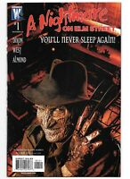 A Nightmare On Elm Street #1 - You'll Never Sleep Again - Bradstreet Variant