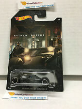 Hot Wheels Batman Series * #3 Batman Begins Batmobile * Walmart Only