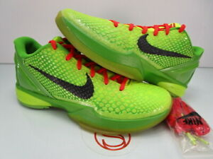 2010 Nike Zoom Kobe VI 6 GRINCH 8