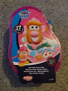 Mrs Potato Head Mermaid Story Pack