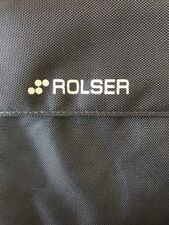 Rolser Pack Foldable Shopping Cart In Grey
