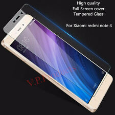 Xiaomi Mi Redmi Note 4 Curved Edges 2.5D Tempered Glass Screen Protector Temperd
