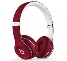 SALE!!! Brand New Beats Solo2 On-Ear Headphones Luxe Edition - Red (Wired)