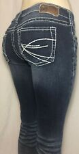 Silver Jeans Women's Aiko Bootcut Size 26 X 35 NWOT Dark Wash The Buckle