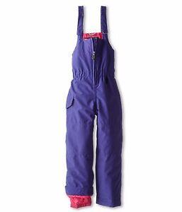 686 Girls Recess Bib Snowboard Pant (L) Iris