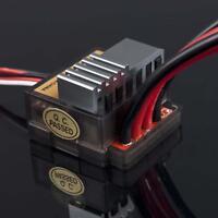 Controleur 320A brossé Vitesse ESC Pour 1/8 1/10 RC voiture électrique Buggy EH