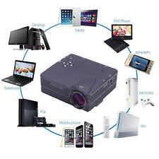 3800 Lumens HD 1080P Home Projector Theater Cinema LED/LCD HDMI VGA AV TV VGA HD