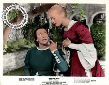 ROMEO AND JULIET color still (1955) Susan Shentall, Flora Robson original studio