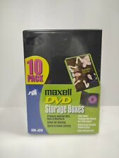 Maxell DVD-JC10 DVD Storage Boxes (190801)