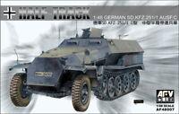 AFV Club 1/48 AF48007 WWII German Sd.Kfz.251/1 Ausf.C Half-Track