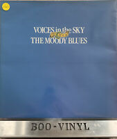 The Moody Blues - Voices In The Sky / Best Of Vinyl LP Decca SKL 5341 EX/EX CON