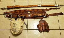 Used-Bashlin-Back Saver-88G-Size-D25-Linema n'S Safety Belt