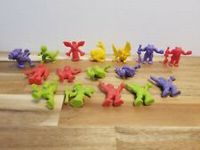 Vintage Authentic 1990 MIMP Monster In My Pocket Lot Of 16