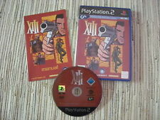 PLAYSTATION 2 PS2 XIII TRECE