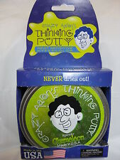 CHAMELEON HYPERCOLOR Heat Sensitive Crazy Aaron's Thinking Putty 3.2oz