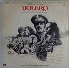 Boléro 33 tours Lelouch Lai Legrand 1981
