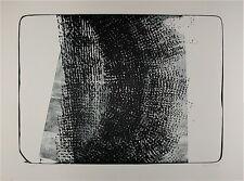 HARTUNG Hans Lithographie originale signée numérotée 1974 Art Abstrait Lyique