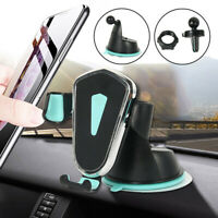 Universal Car Phone Holder Air Vent Mount Gravity Stand Cradle For Mobile Phone*