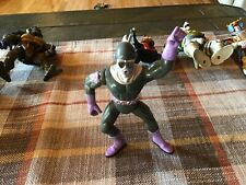 1997 BANDAI POWER RANGERS CHROMITE ACTION FIGURE TURBO WHIP 4.75 INCH