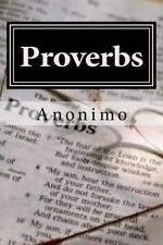 Proverbs by Anonimo -Paperback