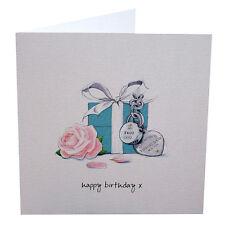 Luxury Tiffany & co. Jewellery Birthday Card, Wife Girlfriend Mother Daughter
