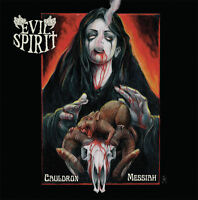 Evil Spirit - Cauldron Messiah ++ LP ++ NEU !!
