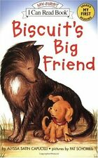 Biscuits Big Friend (My First I Can Read) by Alyssa Satin Capucilli