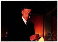 Profiles: Cigarette-Smoking Man#6 X-Files Season 2 Topps 1996 Trade Card (C300A)