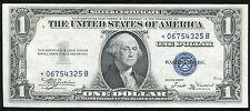 FR. 1611* 1935-B $1 ONE DOLLAR *STAR* SILVER CERTIFICATE GEM UNCIRCULATED RARE