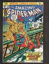 Amazing Spider-Man #133 ~ Romita Sr. / Molten Man ~ 1974 (5.5) WH