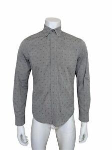 Louis Vuitton Logo Long Sleeve Shirt Size XS