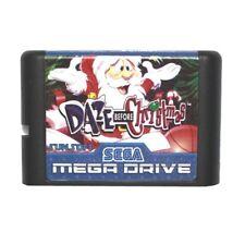 Daze Before Christmas 16-Bit Fits Sega Genesis Mega Drive Game